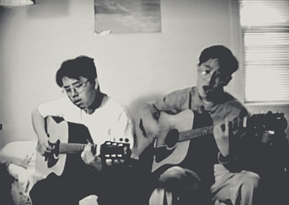 Koo & Andres Circa 1993