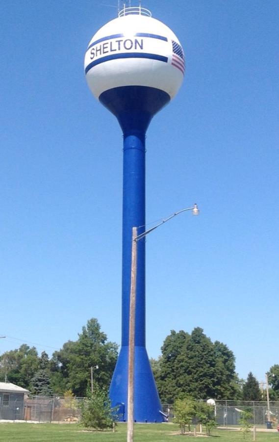 Shelton Water Tower