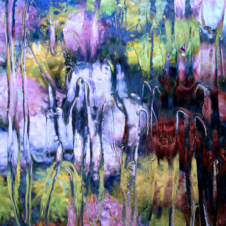 After Claude Monet: Chrysanthemums 4, 1897, 2017