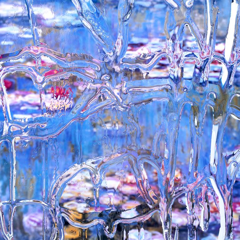 After Claude Monet: Nympheas 1, 1916, 2017