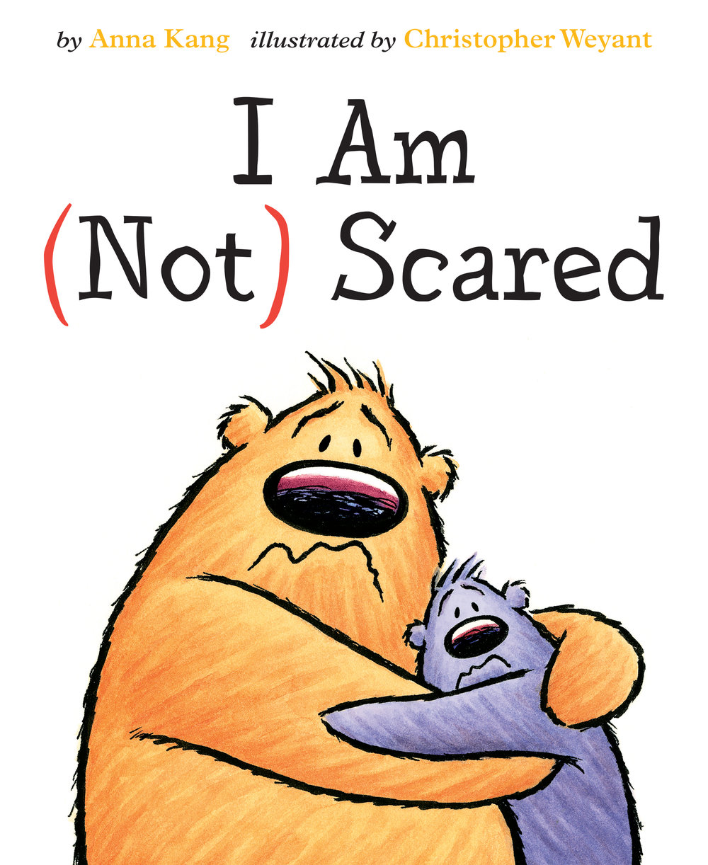 I AM NOT SCARED Cover.jpg