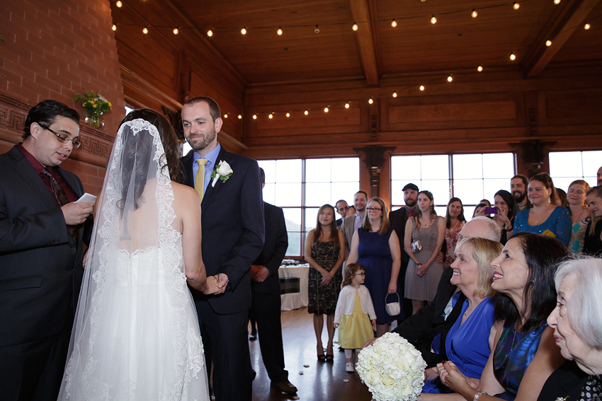 Ceremony,Kinney Bungalow at Sunset Farm, Narragansett, RI