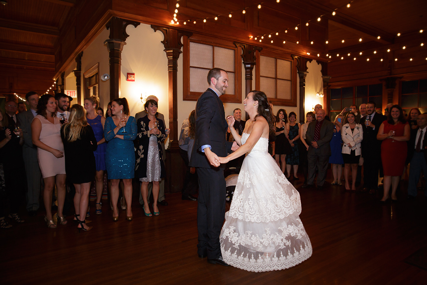 First Dance, Kinney Bungalow at Sunset Farm, Narragansett, RI