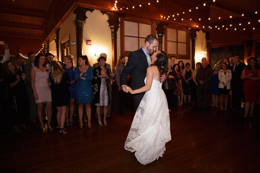 First Dance,Kinney Bungalow at Sunset Farm, Narragansett, RI