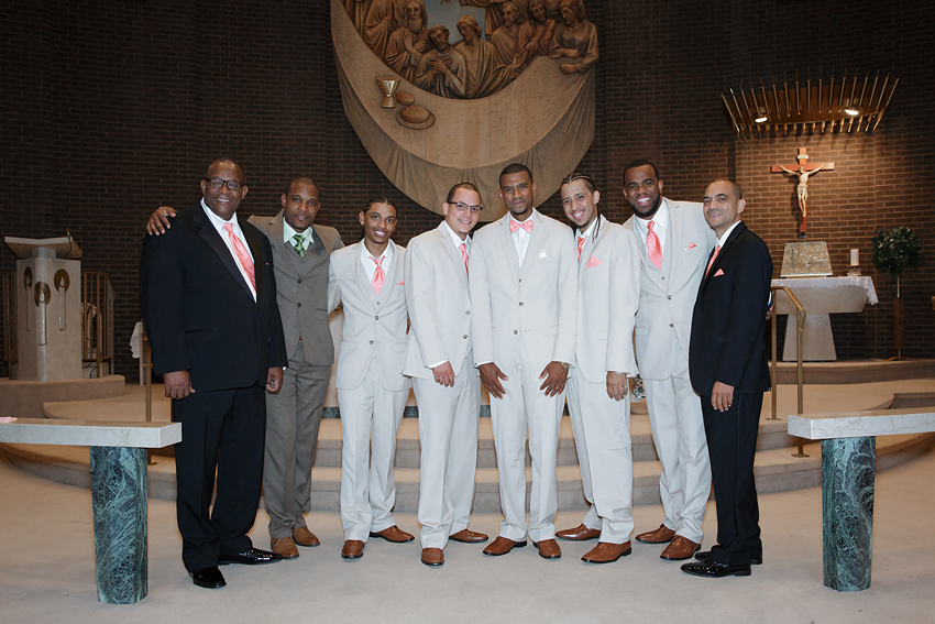 Such a nice group of gentlemen. I really enjoyed the time I spent with the whole wedding party.