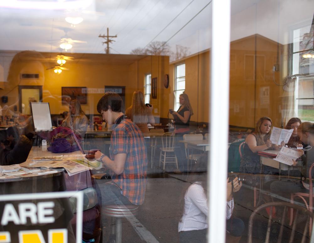Cowan Cafe. November, 2011.