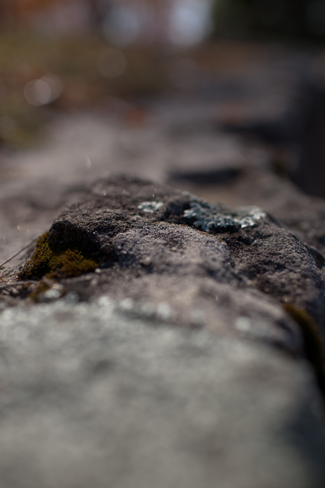 Rocks. November, 2011.