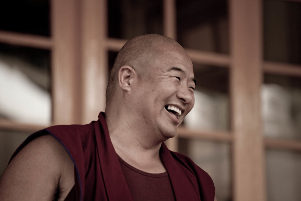 Happiness-buddhist-monk-laughter-dalai-lama-residence-dharamashala-india-asia-travel
