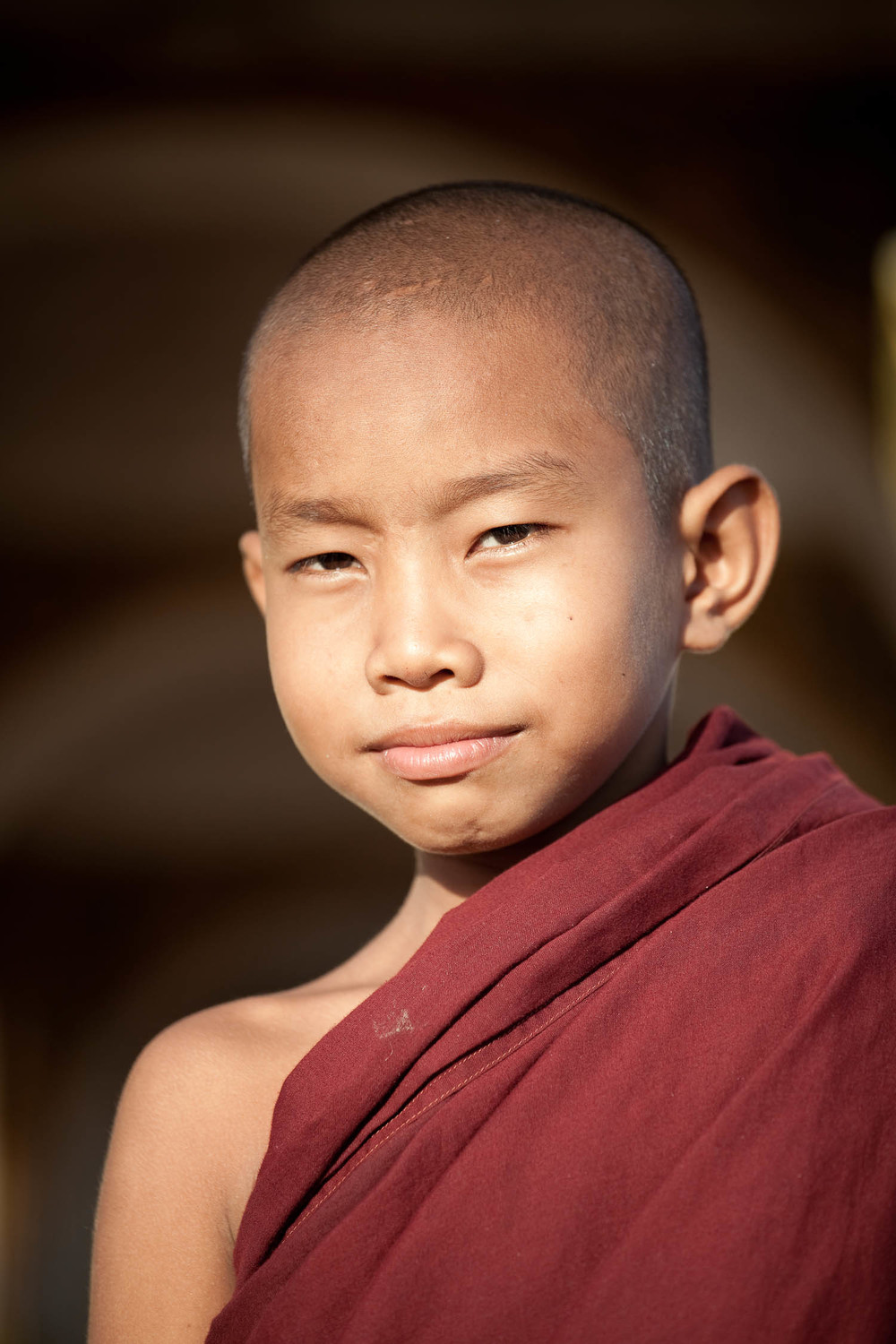 Trainee-monk-portrait-mandalay-hill-pagoda-myanmar-burma-asia-travel