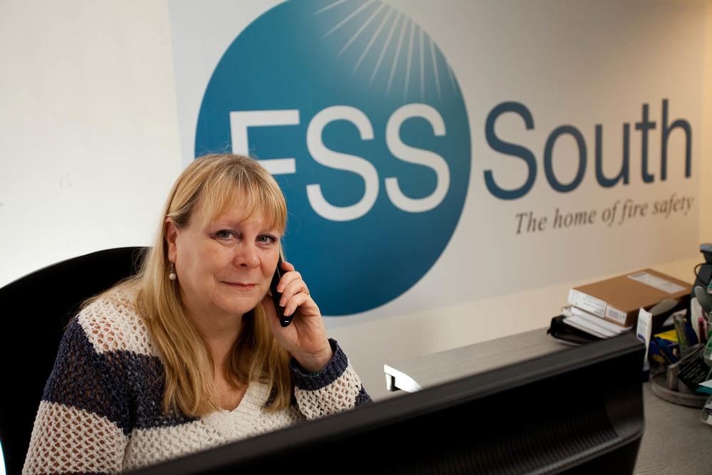 FSS South Commercial Portrait Photography Shoot Portsmouth Hampshire UK Karen