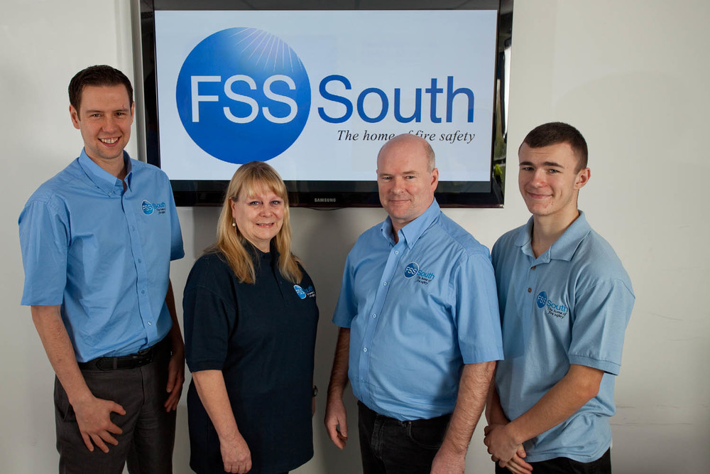 FSS South COmmercial Portrait Photography Shoot Portsmouth Hampshire UK Team