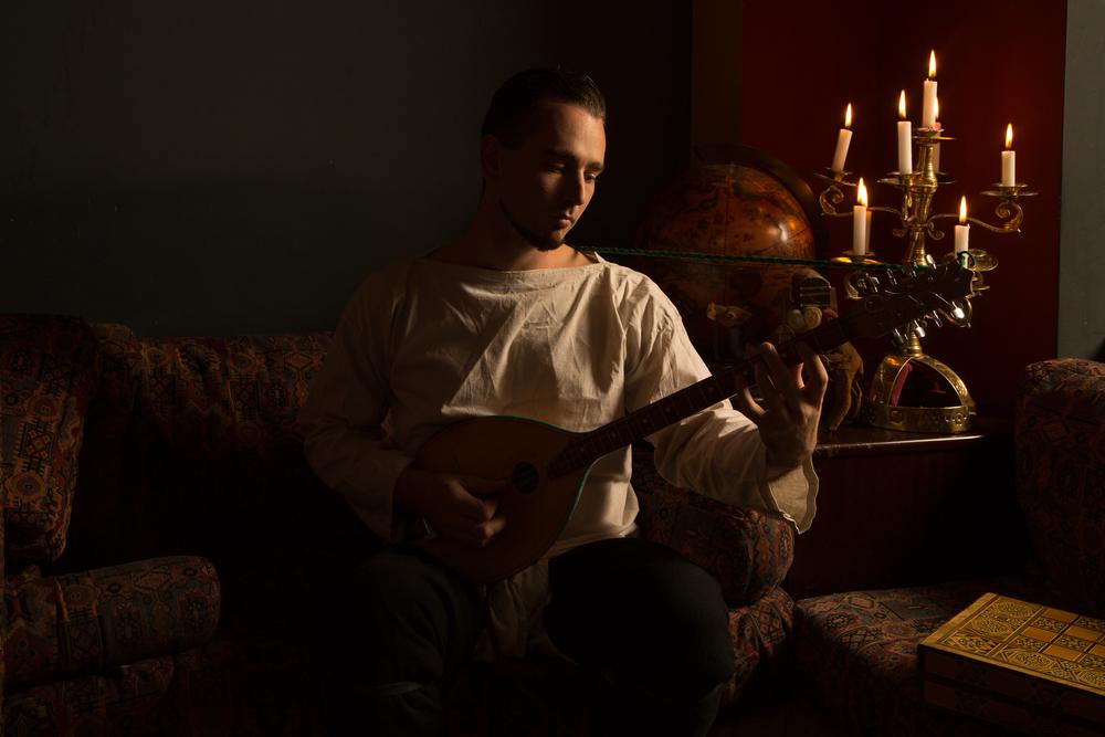 Zdravko Peev, photographed in Sofia, Bulgaria