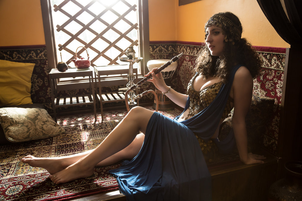 Tips for bellydance photoshoots -