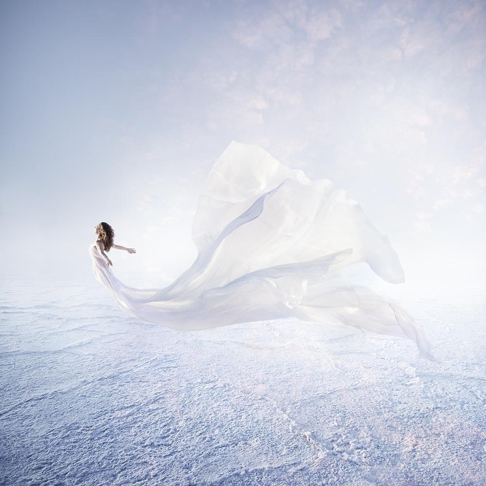 'Begin', by Alice Zimberberg