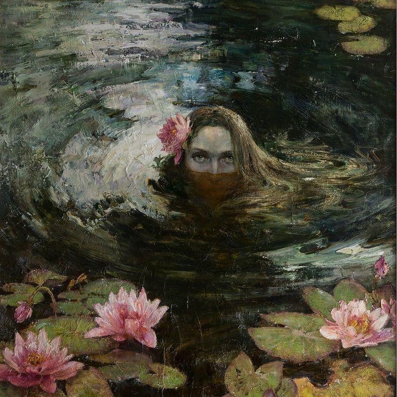 'Rusalka' by Anna Vinogradova.
