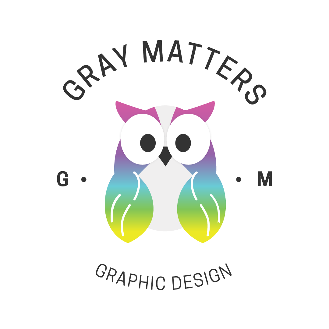 Gray Matters Graphic Design & Photography