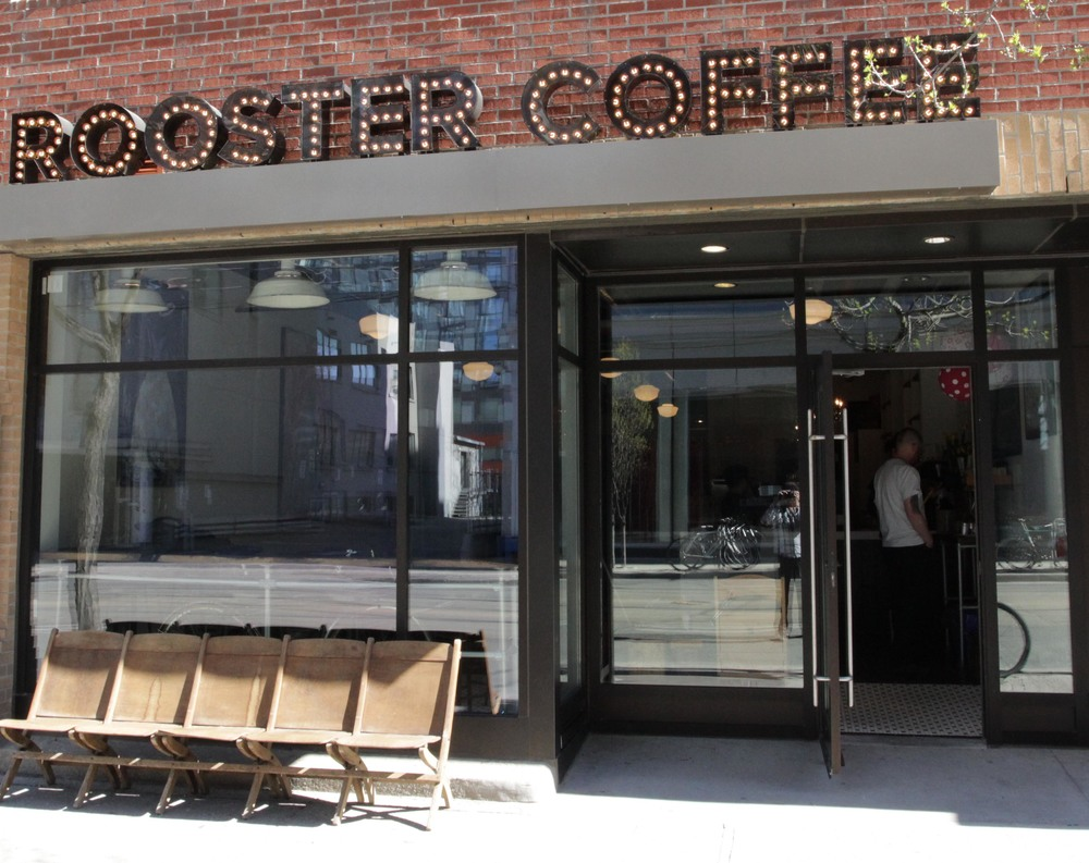 Rooster Coffee - Ongoing Showcase 2013
