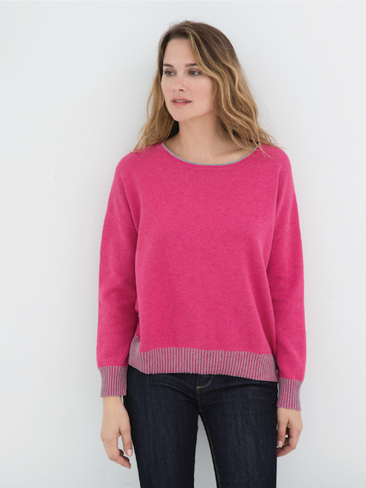 171308 raspberry grey