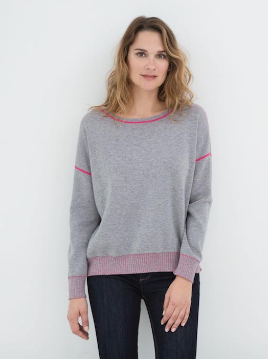 171308 raspberry grey reverse