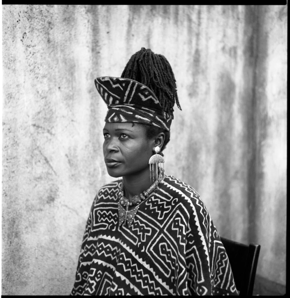 Ivory Coast performer