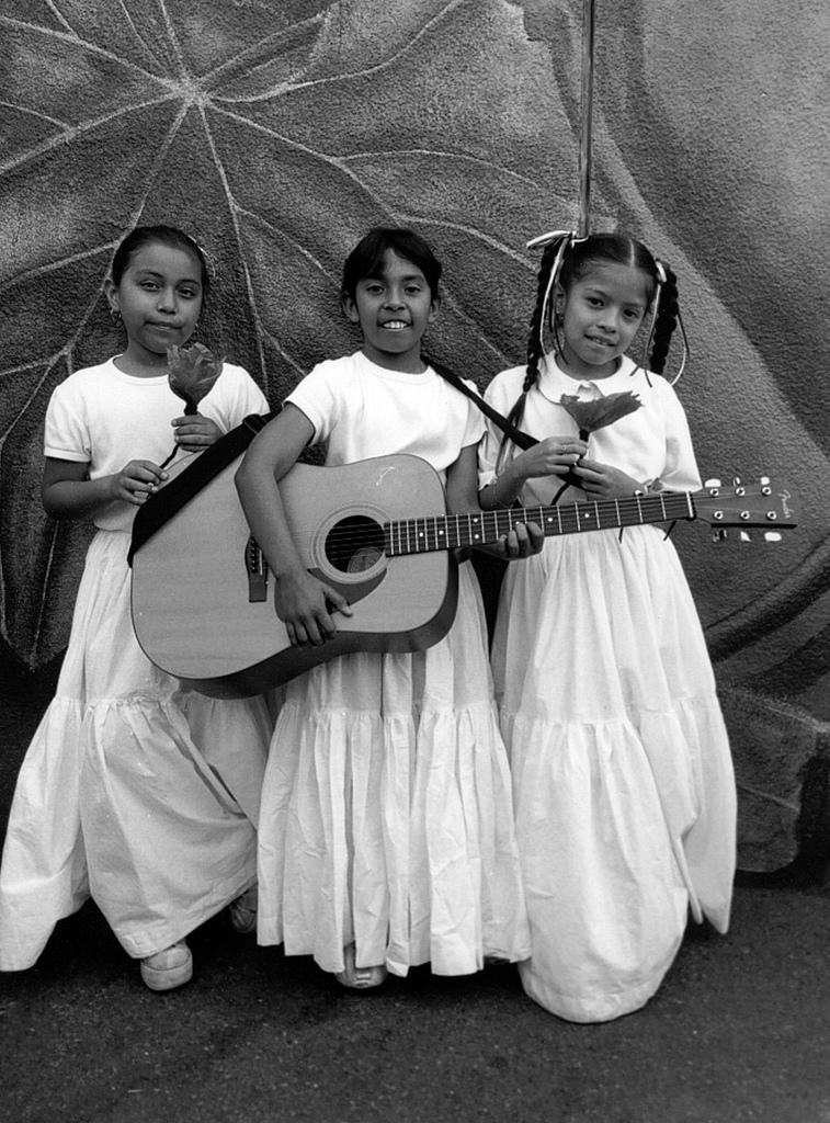 Elementary school, Los Angeles, 2002