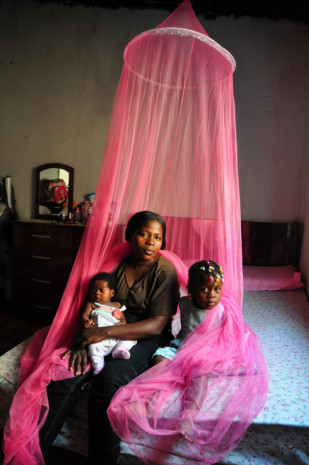 Malaria prevention, Angola