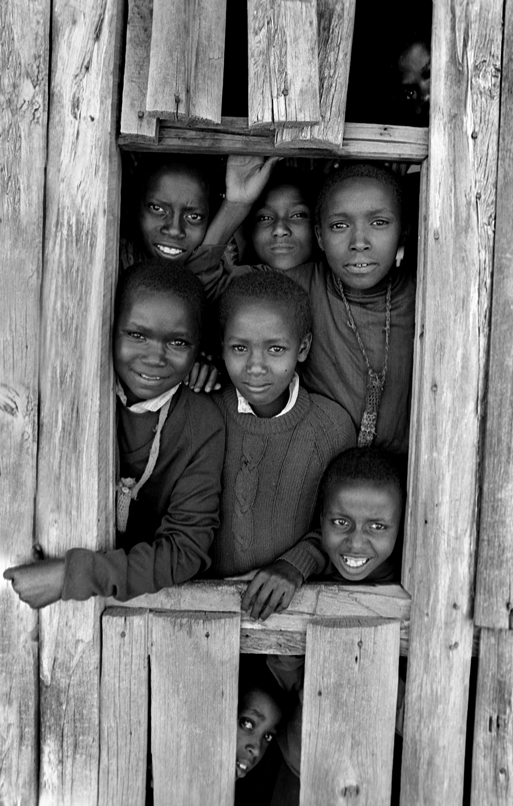 Primary school, Nakuru, Kenya