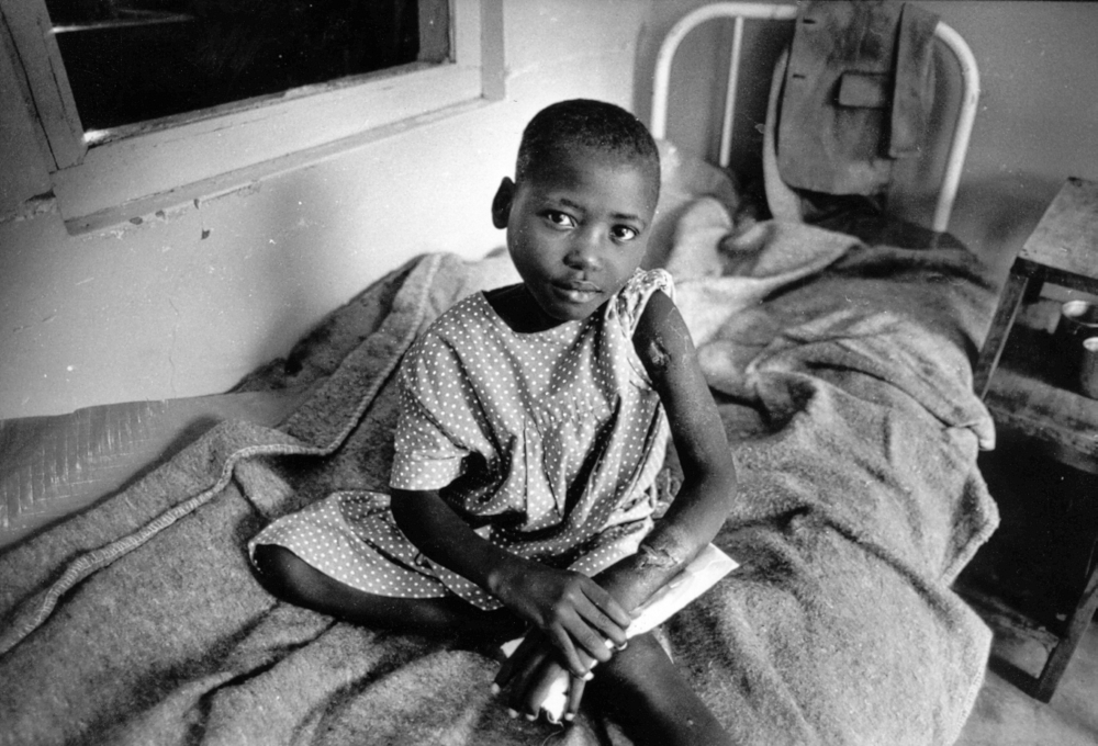Rwandan genocide survivor, Tanzania