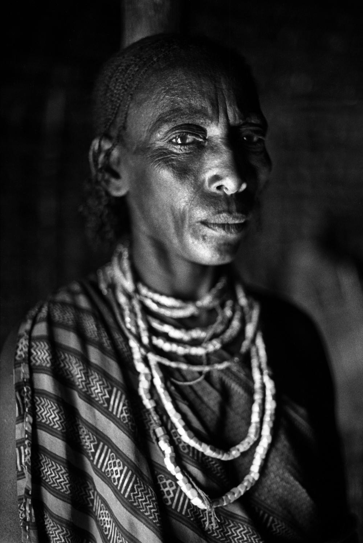 Gabbra woman