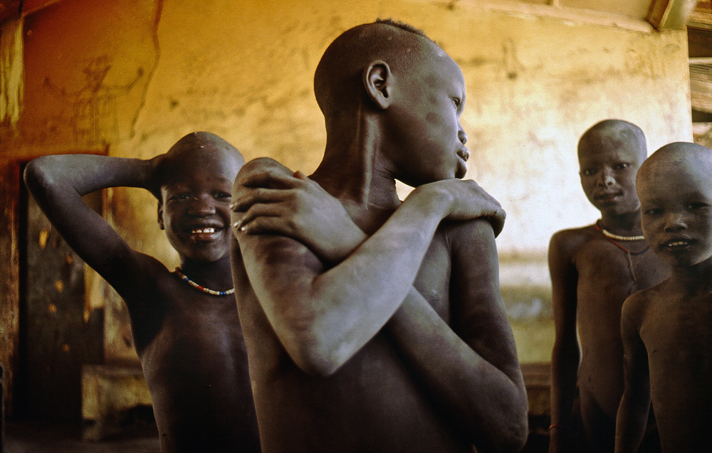 Dinka youth, South Sudan