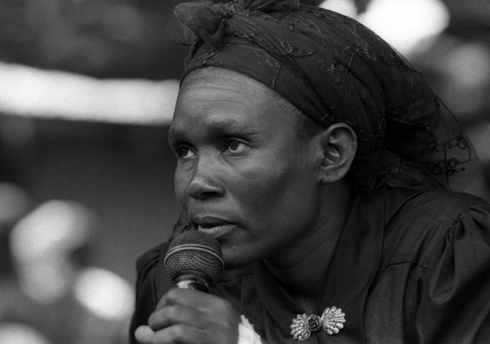 Mary Akatsa
