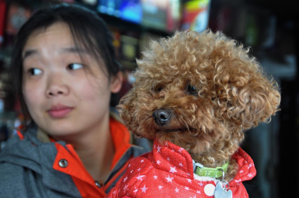 Wuhan shopkeeper