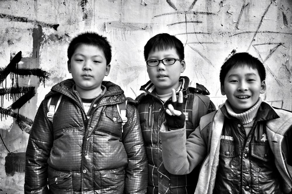 schoolboys, wuhan