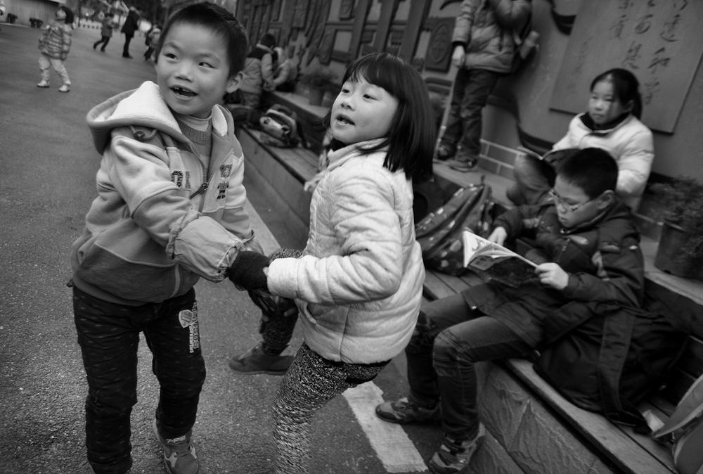 Elementary school, Wuhan