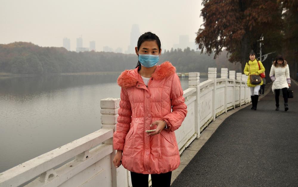 East Lake Park, Wuhan