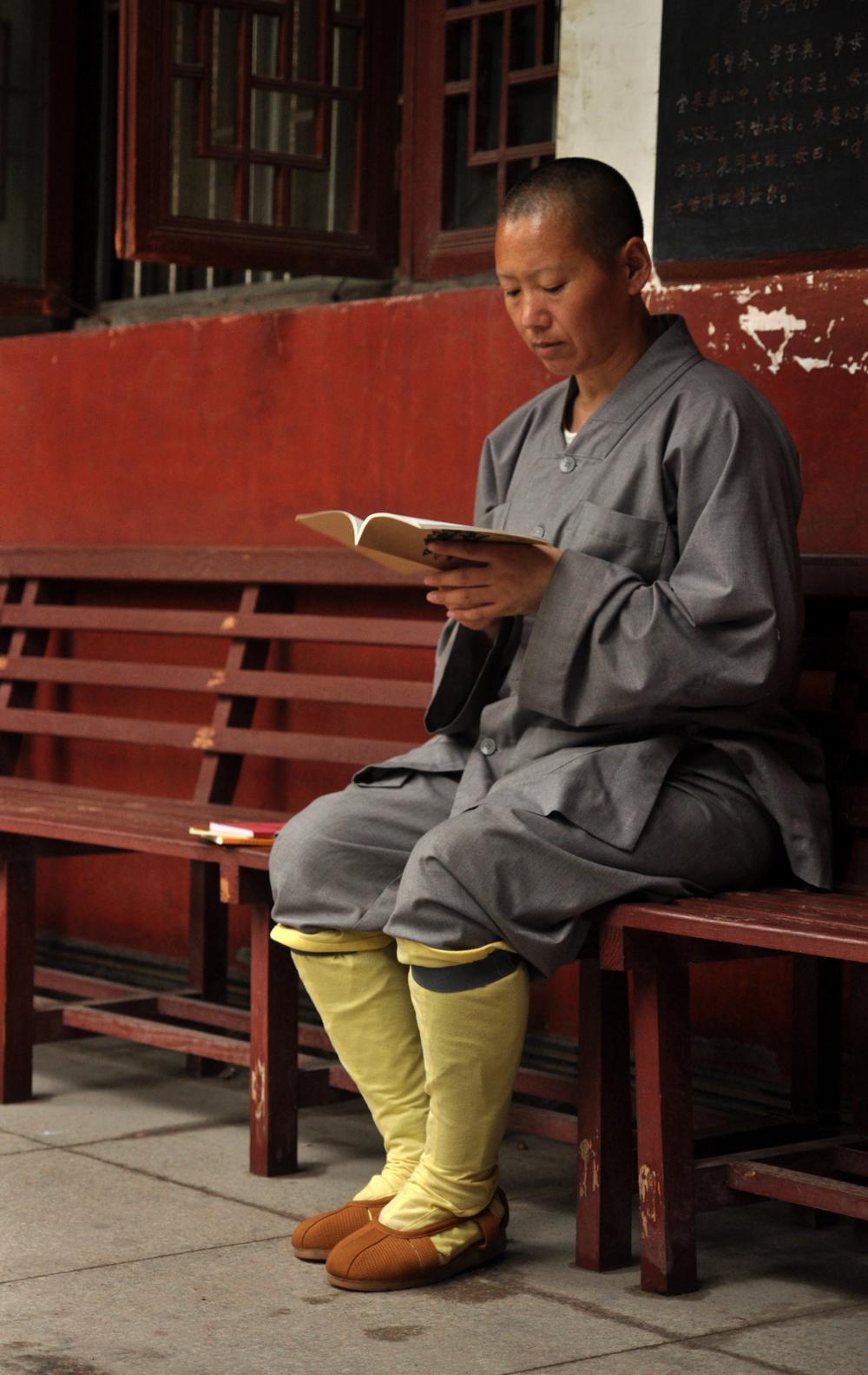 Zhanghua Monastery,Jingzhou