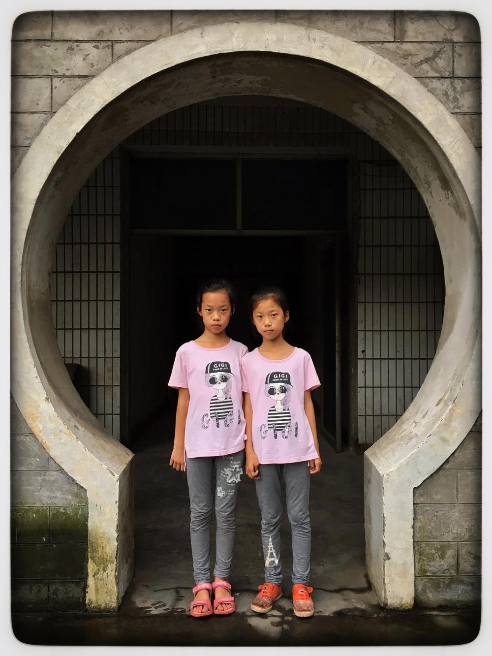 Jingzhou twins1
