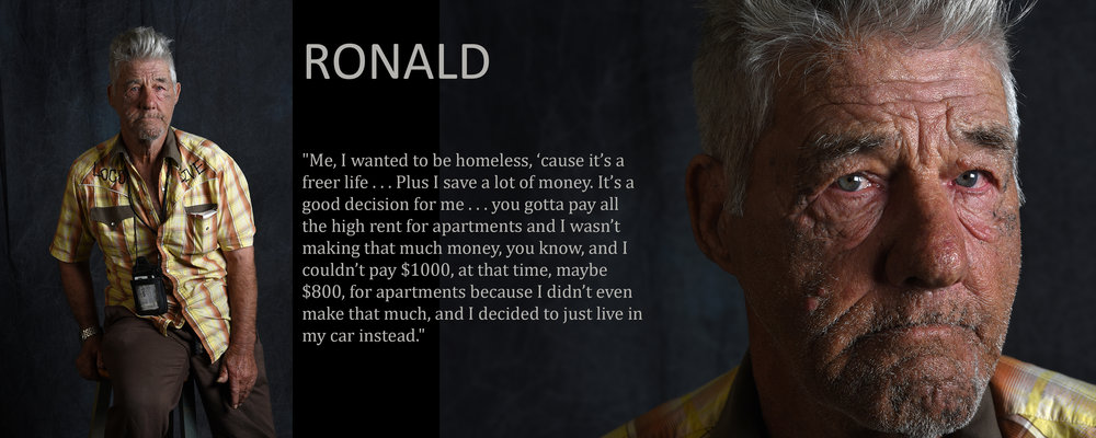 Ronald interview