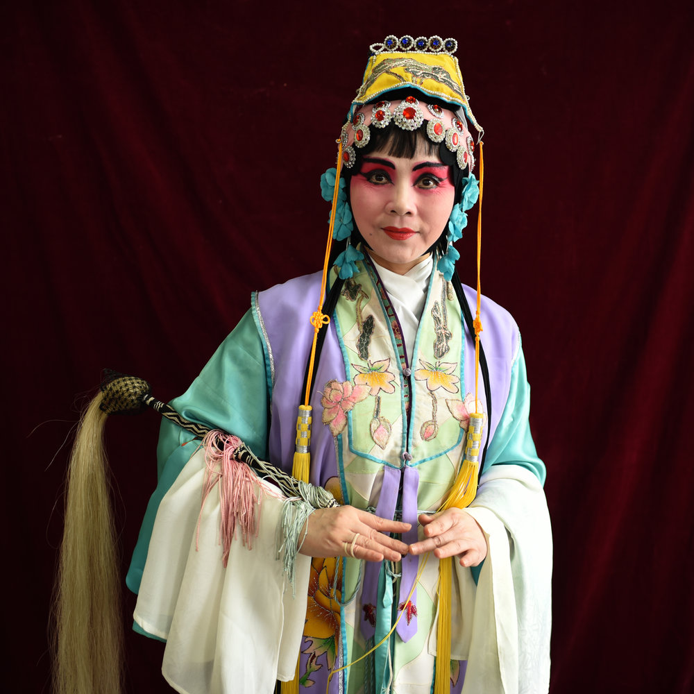 Jing He Xi Opera, Jingzhou China 2017