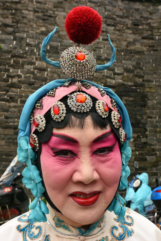 Jing He Xi Opera performer, Jingzhou