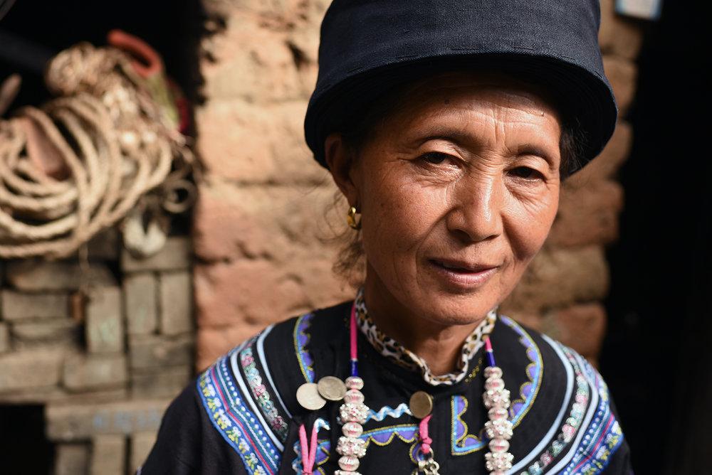 Dieshi, Yunnan, 2017