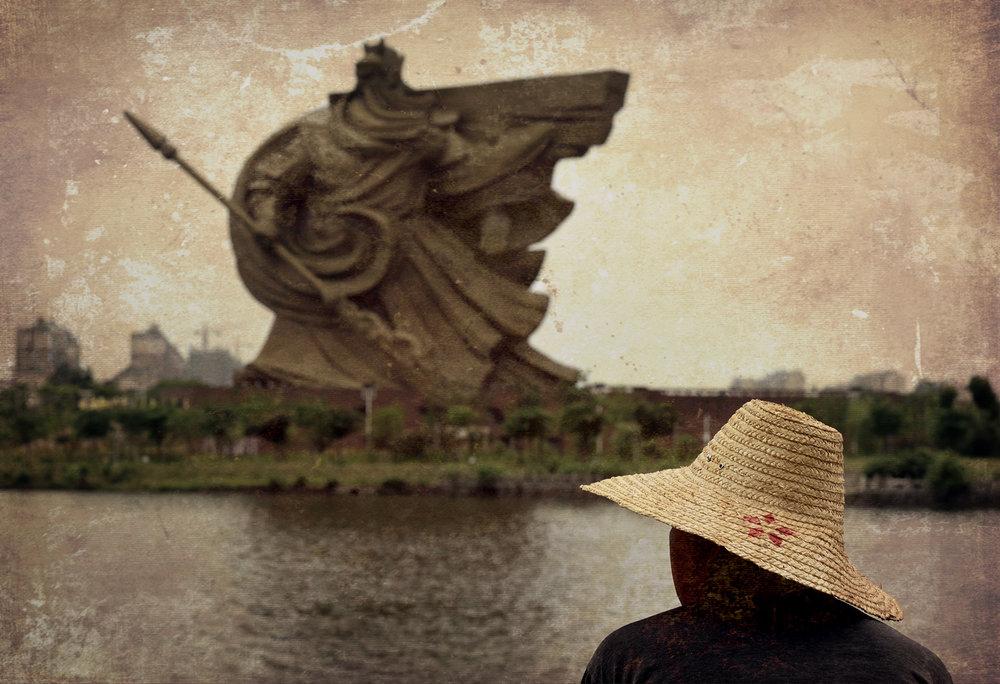 Jingzhou, China 2017