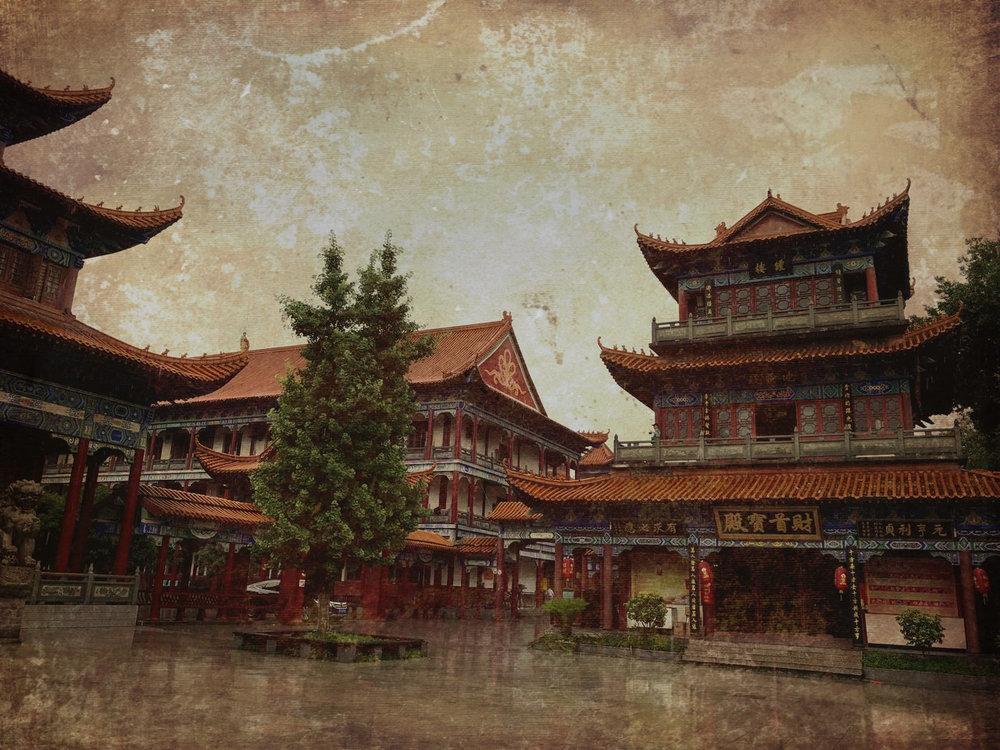 Zhanghua Buddhist Temple, Jingzhou