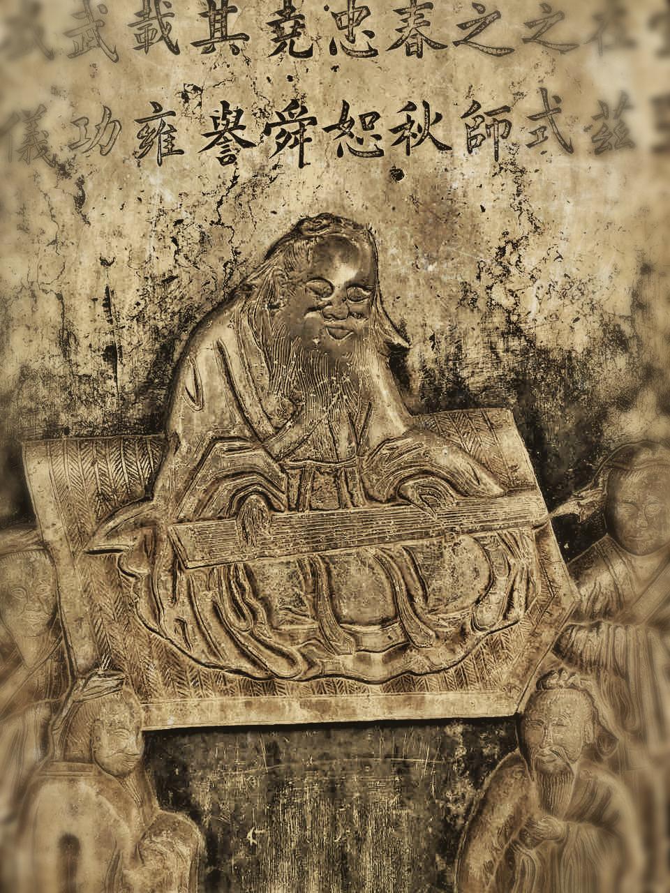Confucian temple, Jianshui