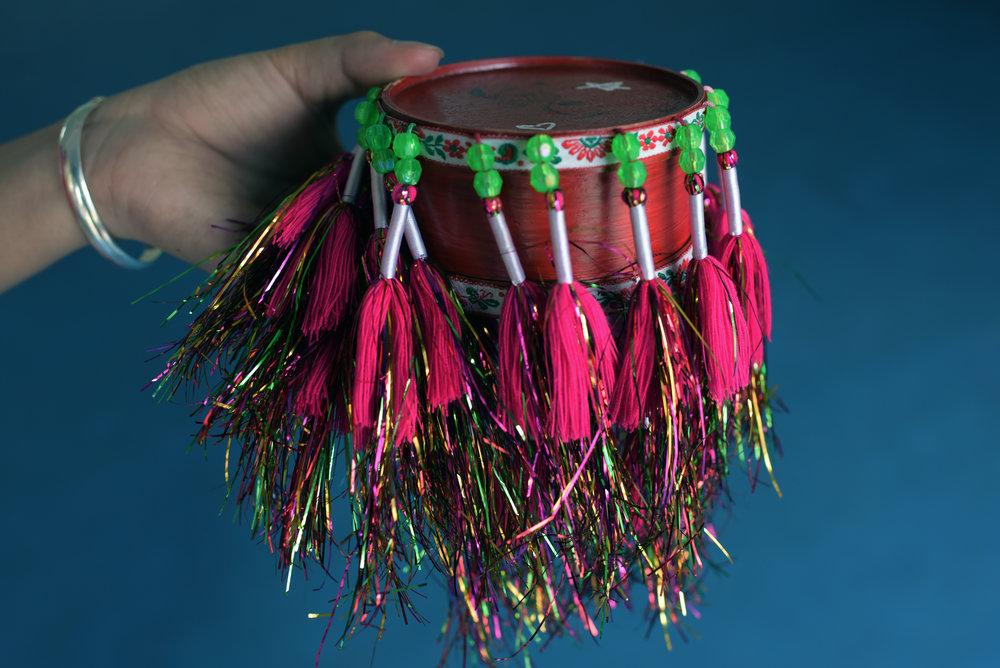 Finger Drum