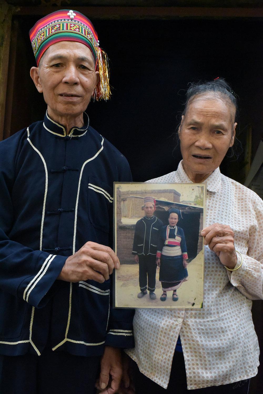 Bai Guang Fu and Bai Fang Yin