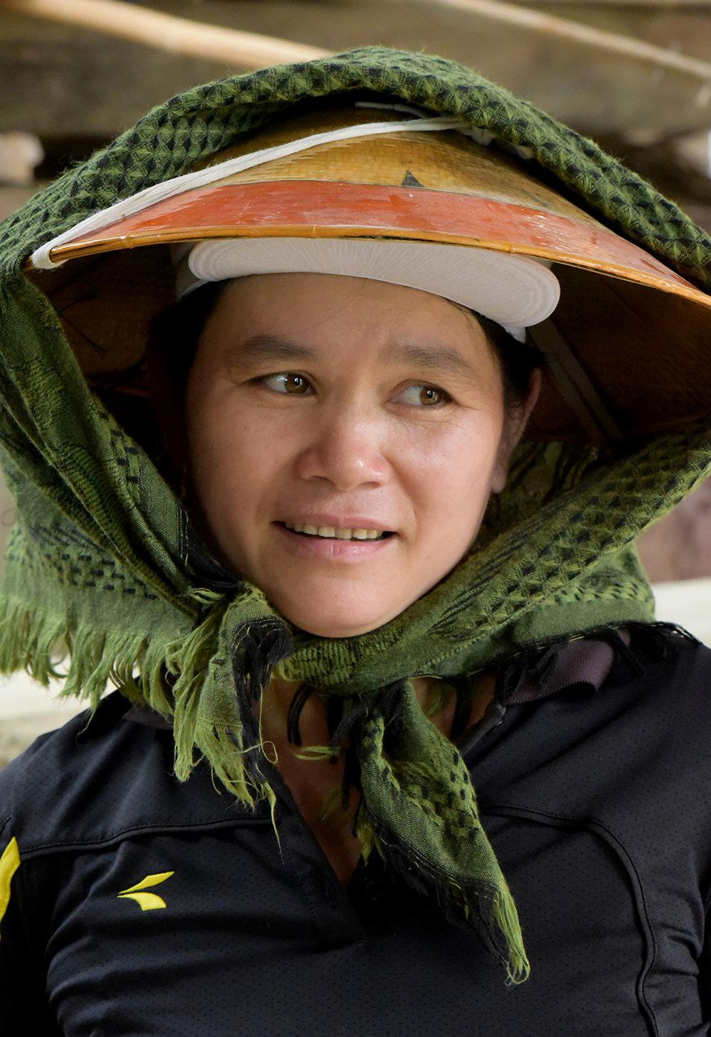 Tu Guo village