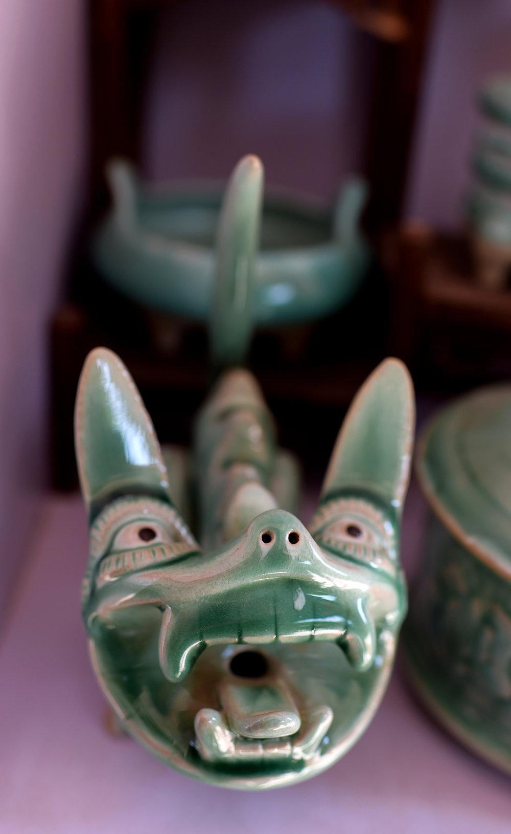 Hua Ning pottery