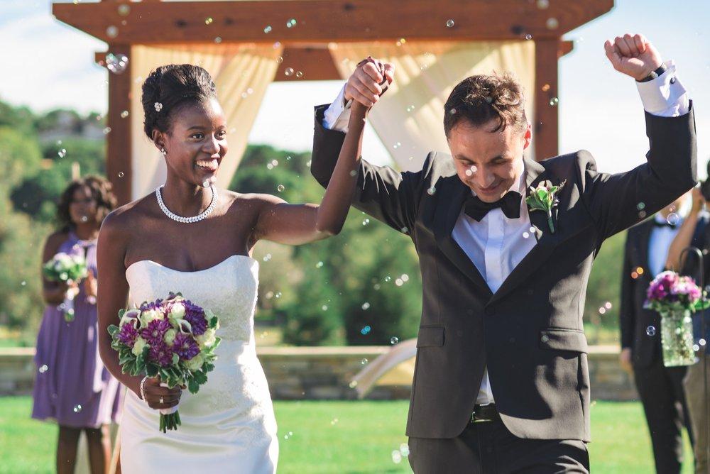 Olivia & Andrei's Wedding