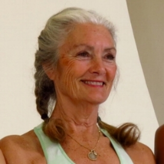 Melinda, Instructor Hello yogis.  I completed teacher training in 2010 and have been teaching at studios in the South Bay since then.  I believe that these 26 asanas and two breathing techniques which we practice are life changing.  So much is accomplished in 90 minutes in the hot room.  Our bodies and minds change as we dedicate ourselves to returning to the mat over and over again.  I practice meditation (zen/vipassana).   For me this is a perfect compliment to the series.  Bringing mind into body using the breath is beautiful. I enjoy hiking, swimming in the ocean, boogie boarding and taking care of two goats, two puppies and one husband.  I look forward to meeting you all in the Sweet Heat room. Namaste, Melinda.